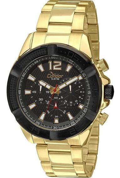 Relógio Masculino Condor Covd54ah/4c Barato Original