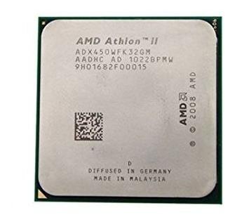 Athlon Ii 2 64 X3 450 3.2ghz Socket Am3 Tri Core E Garantia!