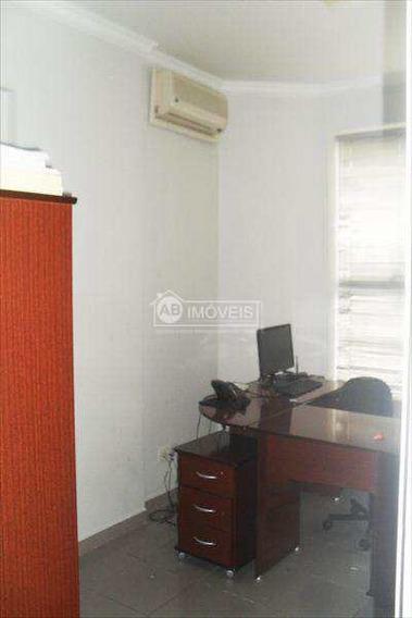 Sala Em Santos Bairro Aparecida - A2465