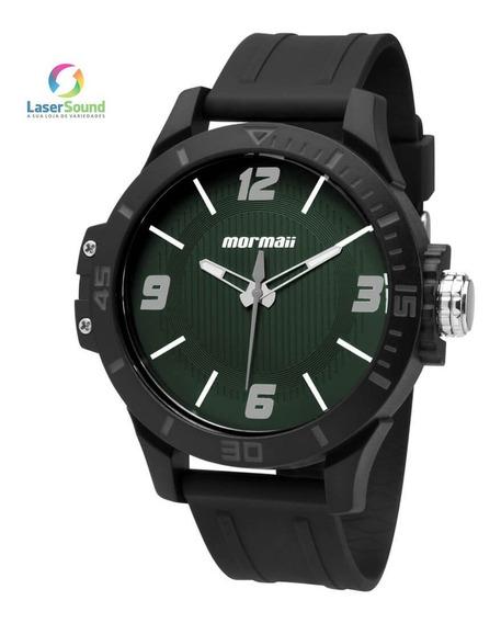 Relógio Mormaii Masculino Mo2035fl/8v, C/ Garantia E Nf