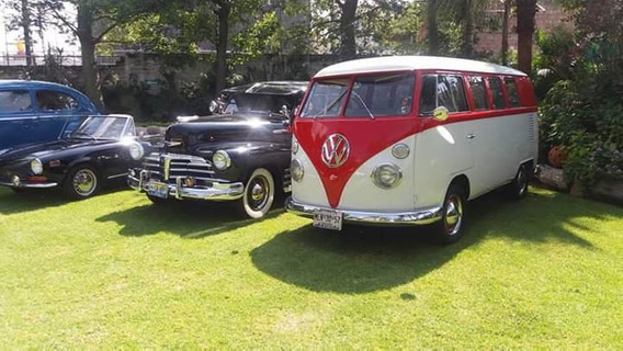 Volkswagen Camioneta Combi Al