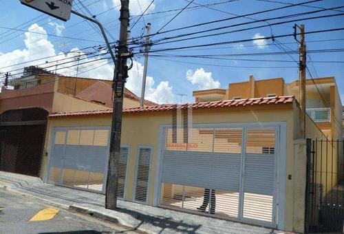 Sobrado Com 3 Dormitórios À Venda, 350 M² Por R$ 1.690.000 - Alto Da Mooca - São Paulo/sp - So1340
