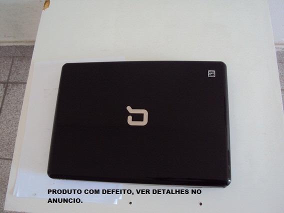 Notebook Compaq Pressário Cq40713br -ver Detalhes No Anuncio