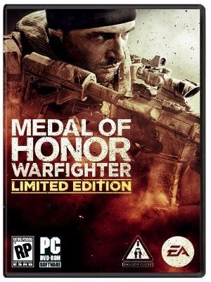 Medal Of Honor Warfighter ( Mídia Física ) Pc - Dvd