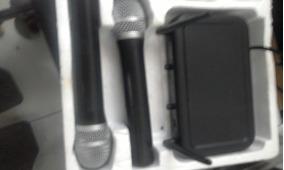 Microfone Sem Fio.vokal Vws-20 Plus