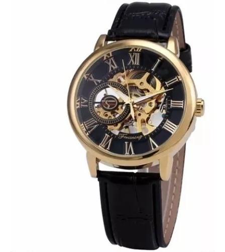 Relógio Masculino Original Mecanico Luxo Importado Promoção