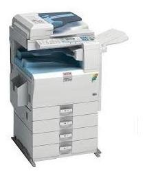 Manual De Serviço Impressora / Multifuncional Ricoh