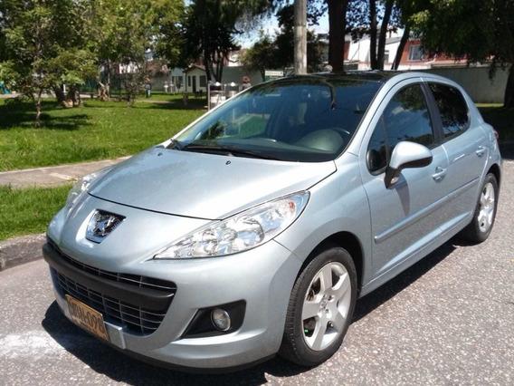 Peugeot 207 Premium 1.6 Mec Techo Panoramico Full Equipo