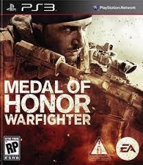 Medal Of Honor Warfighter+vários Jogos Psn Digital Ps3