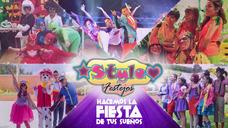 Show Junior Express, Patrulla Canina, Pj Masks, Morko Y Mali