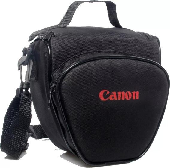 Bolsa Case Câmera Fotográfica Digital Canon 80d 70d T7i T6i