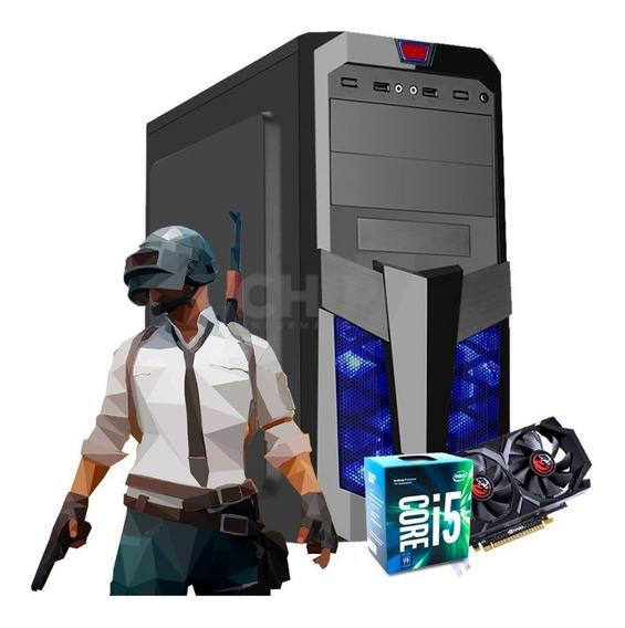 Pc Gamer Intel Core I5 8gb Gts 450 2gb Hd 500gb + Mouse Led
