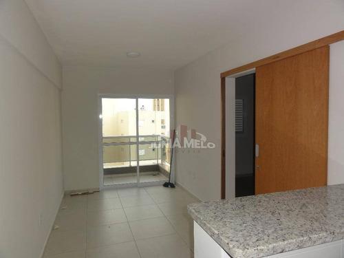 Apartamento Com 1 Dormitório À Venda, 43 M² Por R$ 350.000,00 - Nova Aliança - Ribeirão Preto/sp - Ap0609
