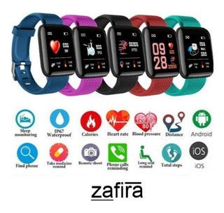 Reloj Inteligente Smartwatch Zafira Rel-116 Garantia Oficial