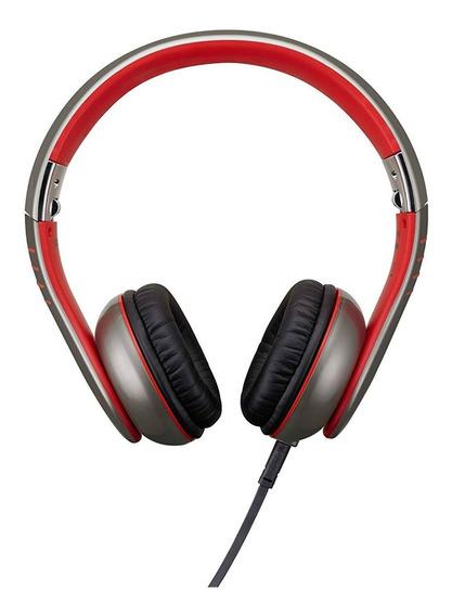 Fone De Ouvido Casio Xw-h3 Vermelho