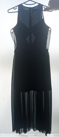 Vestido Ay Not Dead Negro