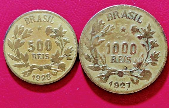 Monedas De Brasil 3