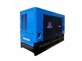 Generador De Energía 75kva Trifasica Cabina Ultra Silensiosa