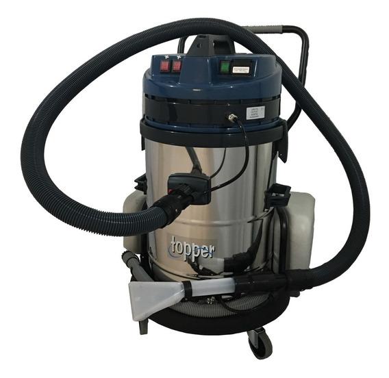 Máquina Lava Vestiduras Cielos Y Tapetes De Autos Topper