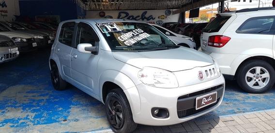 Fiat Uno 1.0 Vivace Flex 5p 2014 Direcao Hidraulica
