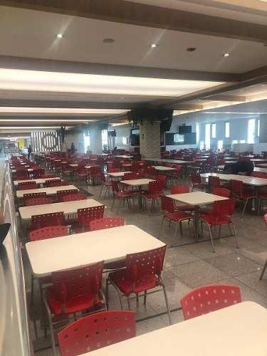 Traspaso Restaurante Zona Food Court Lomas Plaza