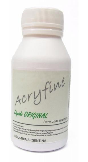 Monómero Origina 100ml Acryfine - Uñas Acrílicas