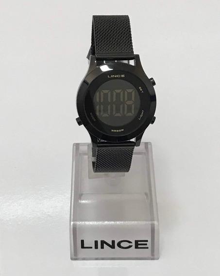 Relógio Lince Sdph112l Digital Preto