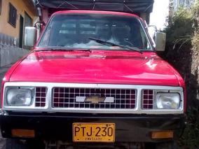 Chevrolet Luv 1600 Con Doble