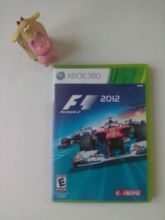 Formula 1 2012 Xbox 360 Garantizado
