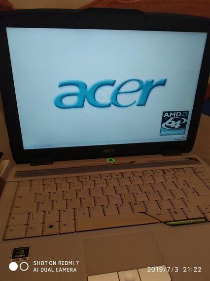Notebook Acer Aspire 4220 Nova Foto Veja,me Chama No E-mail