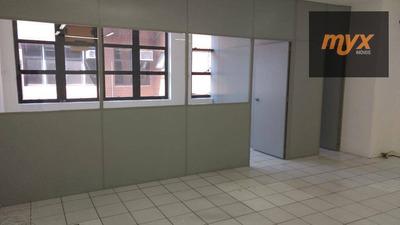 Sala Para Alugar, 84 M² Por R$ 1.950/mês - Centro - Santos/sp - Sa0308