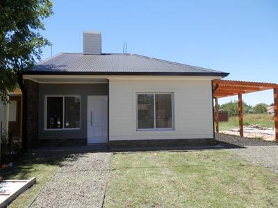 Hermosa Casa A Estrenar, 2 Habitaciones 1 Baño
