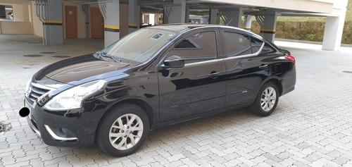 Nissan Versa 2016 1.6 16v Sl Flex 4p