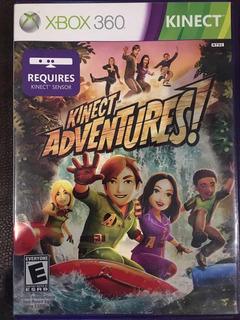 Videojuego Kinect Adventures Para Xbox 360