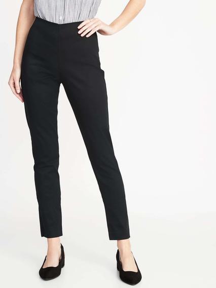 Pantalón Dama Super Skinny Cintura Alta Mujer Old Navy