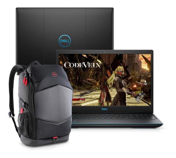 Notebook Gamer Dell G3-3590-m30bp Ci7 8gb Hd+ssd Gtx 1660ti