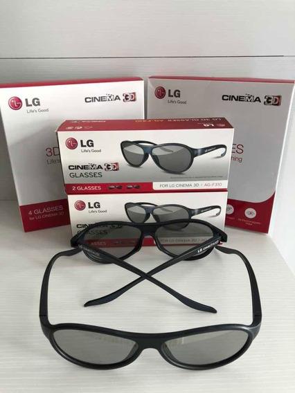 Óculos LG 3d Glasses - Original - Modelo A-gf310