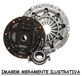 Kit Embreagem Volksvagen Gol At 05/02 Parati 1.0 At