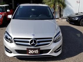 Mercedes-benz Clase B 1.6 180 Cgi Exclusive At 2015