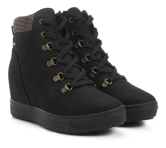 Tênis Bota Sneaker Dakota Salto Embutido G0791 Novidade!!!
