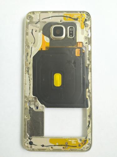 Cover Back Chasis Samsung Galaxy S6 Edge Plus G928g Garantia