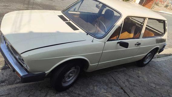 Volkswagen Brasília Ls