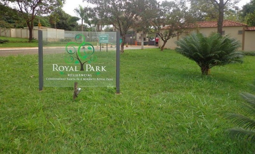 Imagem 1 de 4 de Magnífico Terreno Com 832 M², Em Ilha, Com Uma Vista Privilegiada No Condomínio Royal Park Na Cidade De Ribeirão Preto - Te00225 - 68862515