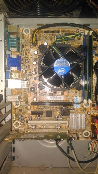 Kit Intel Core I5 Com 4 Gigas De Ram