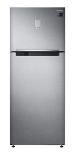 Refrigerador Twin Cooling Clasico 440l Samsung Rt43k6231sl