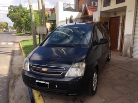 Chevrolet Meriva 1.8 Gl Aa+da 2012 Azul Oscuro