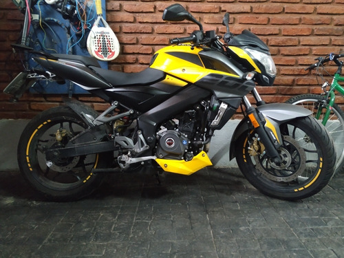 Bajaj Rouser Ns200 Fi Abs