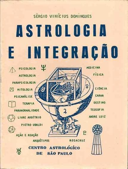 Astronomia E Integração - Sérgio Vinícius Domingues
