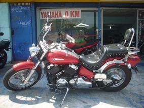 Yamaha Drag Star 650 Vermelha 2008 R$ 18.990, (11.2221.7700)