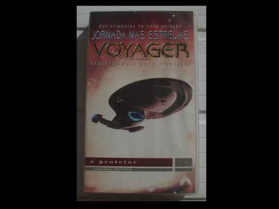 Fita De Video Startrek Voyager
